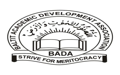 Baltit Academic Development Association (BADA) appoints Cabinet for 2015