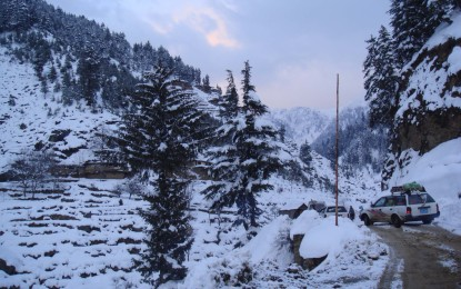 [Pictorial] Road to Chitral