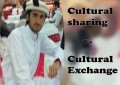 Cultural sharing or exchange?