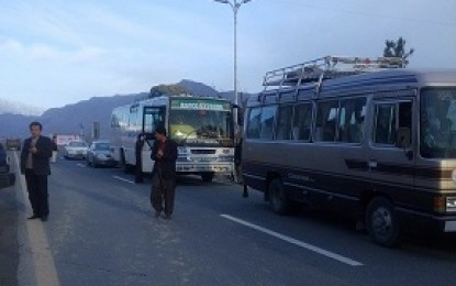 Passenger vehicles not being allowed to move out of Gilgit after jailbreak incident