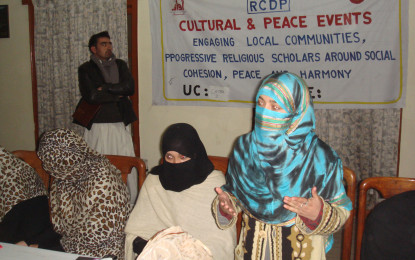 Chitral: Peace and social mobilization strategies discussed at workshop