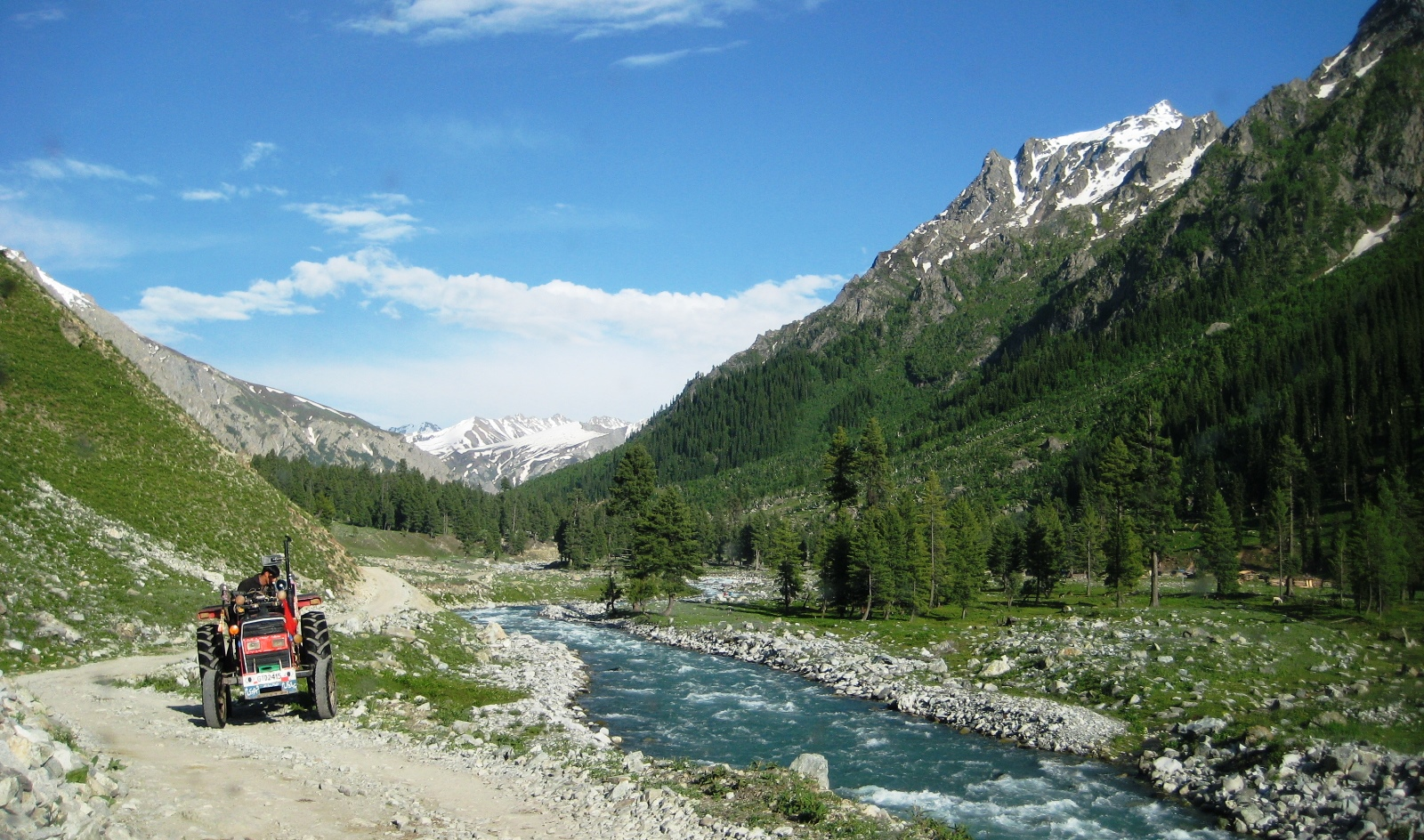 The road to Minimarg