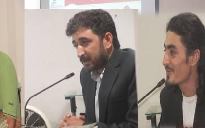 Burushaski language and literature discussed in event organized by GBWF
