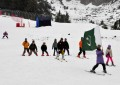 Beautiful photographs of the Shah Khan, National Ski Championship held in Naltar Valley, Gilgit