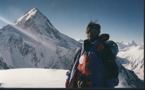 At Gasharbrum 2, Camp 1