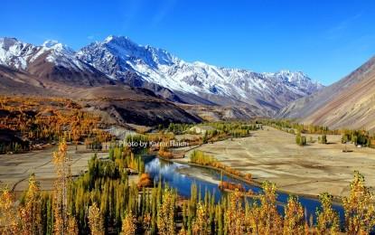 9 stunning photographs of Phandar, the wonder!