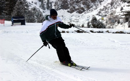 National Ski Championship commences in the picturesque Naltar resort