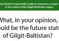 Survey – What should be the future of Gilgit-Baltistan?