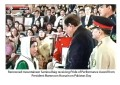 Three people from Gilgit-Baltistan honored with awards on Pakistan Day