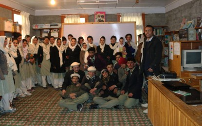 Gojal: Second session on digital hygiene and safety held