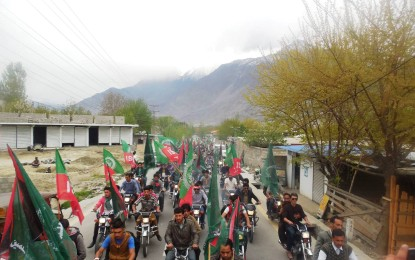 Gilgit: Seven leaders of MWM, ISO booked under serious charges