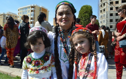 12 photographs of a Navroz Festival held in Dushanbe, Tajikistan
