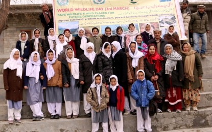 """World Wildlife Day"" celebrated in Gojal Valley, Hunza"