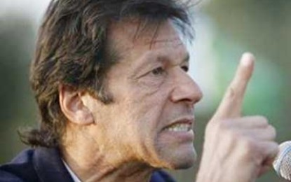 Khan expresses anger over leakage of PTI Election Tribunal documents