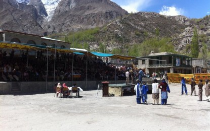 Local community launches anti-drugs campaign in Gojal Valley, Upper Hunza