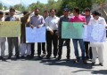 Estranged Gilgit journalists protest during premier's visit