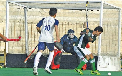 Sindh thrash Gilgit-Baltistan by 12-0 in National Junior Hockey