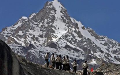 Floods linked to retreating glaciers threaten Pakistan