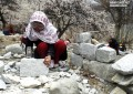 No Sky Too High: In Hunza women are being trained as stone dressers