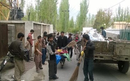 Read about Haji Gam, the cleanest village of Skardu District