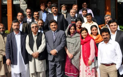"""Social Protection Policy"" being extended to Gilgit-Baltistan"