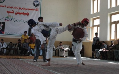 """First """"Divisional Taekwando Championship"""" concluded in Gilgit"""