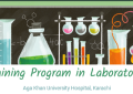 AKRSP announces training in Clinical Laboratory  at AKU