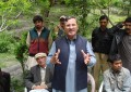 Bridge inaugurated in Hassanabad village of Chitral