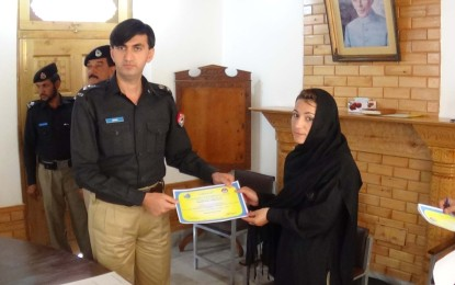 Chitral: 28 policewomen trained in performance management