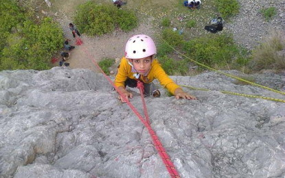 Rock climbing courses concluded in Islamabad