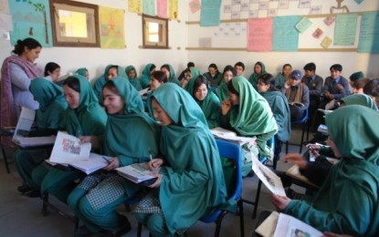 Situation of women education in GB unsatisfactory