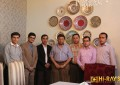 Youth delegation from Hunza called on Pervez Musharaf