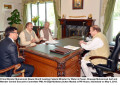 PM Sharif briefed about power projects in Gilgit-Baltistan