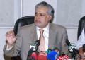 "What disputed territory, ""Gilgit-Baltistan is part of Pakistan"", Ishaq Dar"