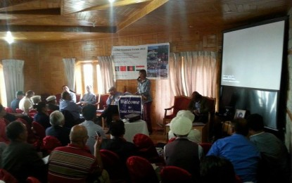 Global Mountain Forum concluded in Passu, Gojal