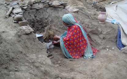 Flood affected peope in Mozgoal village of Chitral are waiting for govt's help since July