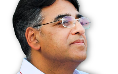 """""""Extremely poor"""" response to euro bond shows the world remains unconvinced with improved economy narrative, says Asad Umar"""