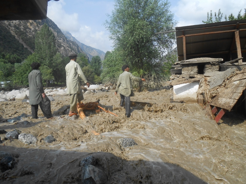 Connecting Communities by Adapting Rapid Disaster Response Strategy in Gilgit-Baltistan