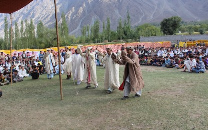 Cultural festival enthralls the residents of Gahkuch, Ghizar