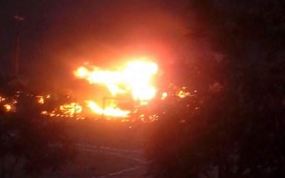 Blaze kills four in Darel Valley