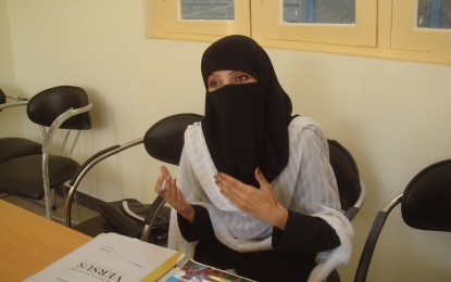 Rahila Kanwal: The first female lawyer from Chitral