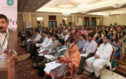Karachi: Educators come together at 'Principals' Conference' jointly organized by AKU-EB and Oxford University Press