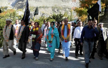 World Space Week celebrated in Hunza Valley