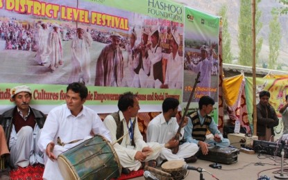Cultural festivals brings together the people of Gupis Valley, Ghizar