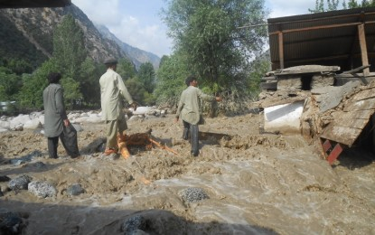 United States announces more than $300,000 for Chitral flood assistance