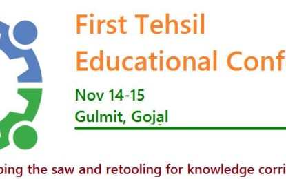 First Tehsil Education Conference to be held in Gulmit, Gojal