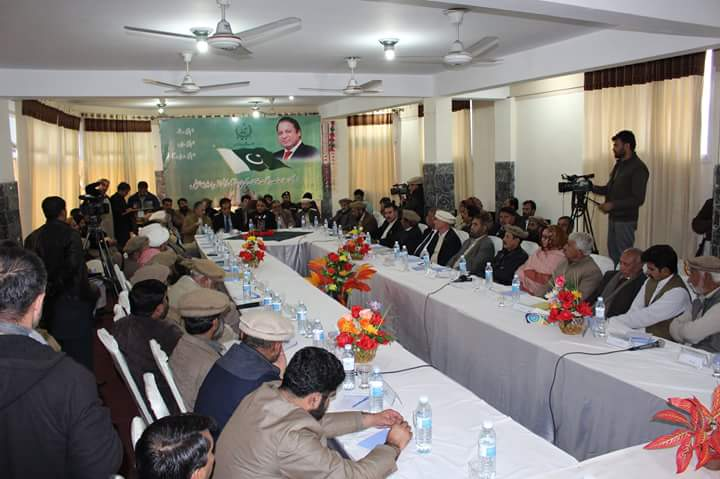 Make Gilgit-Baltistan the 5th province of Pakistan: APC Declaration