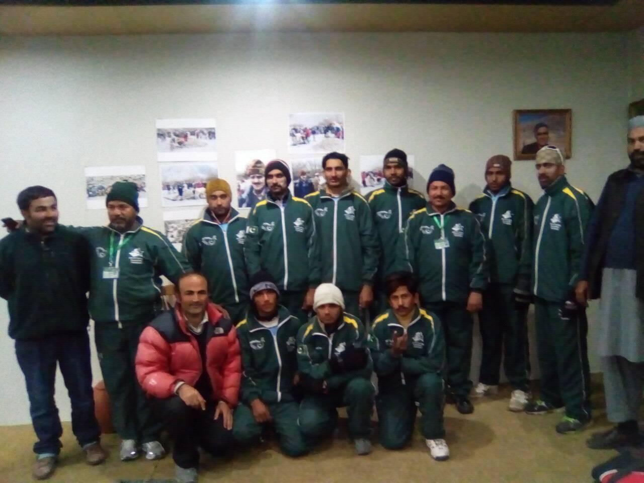 Pakistan Peace Mission Cycling rally starts from Khunjrav