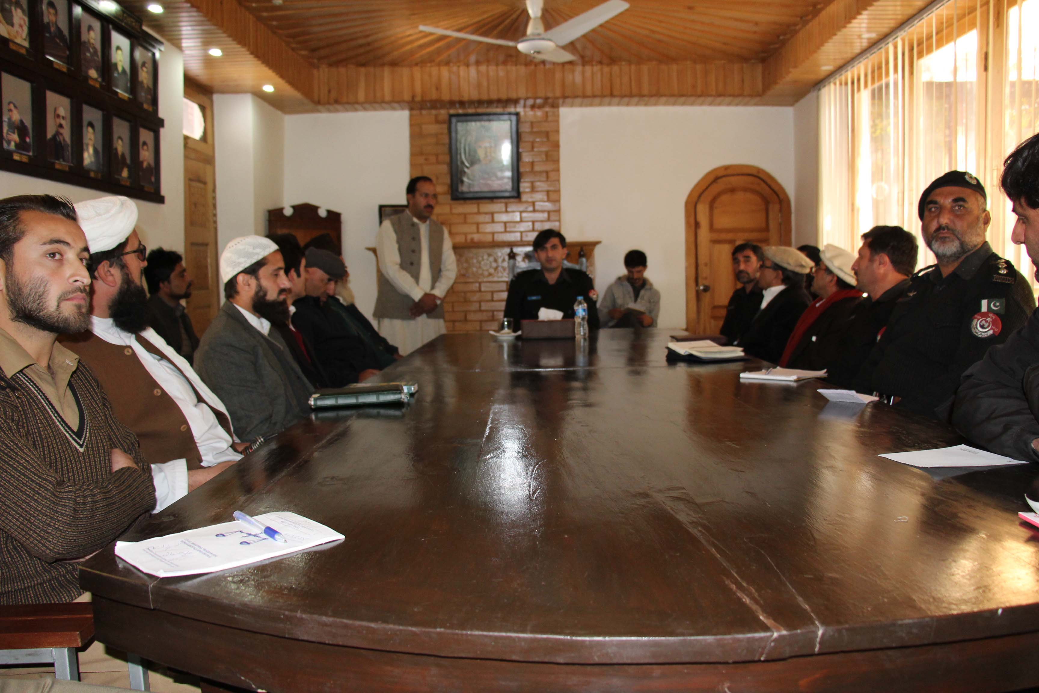 Community policing project launched in Chitral, 493 citizens from 83 villages will be trained