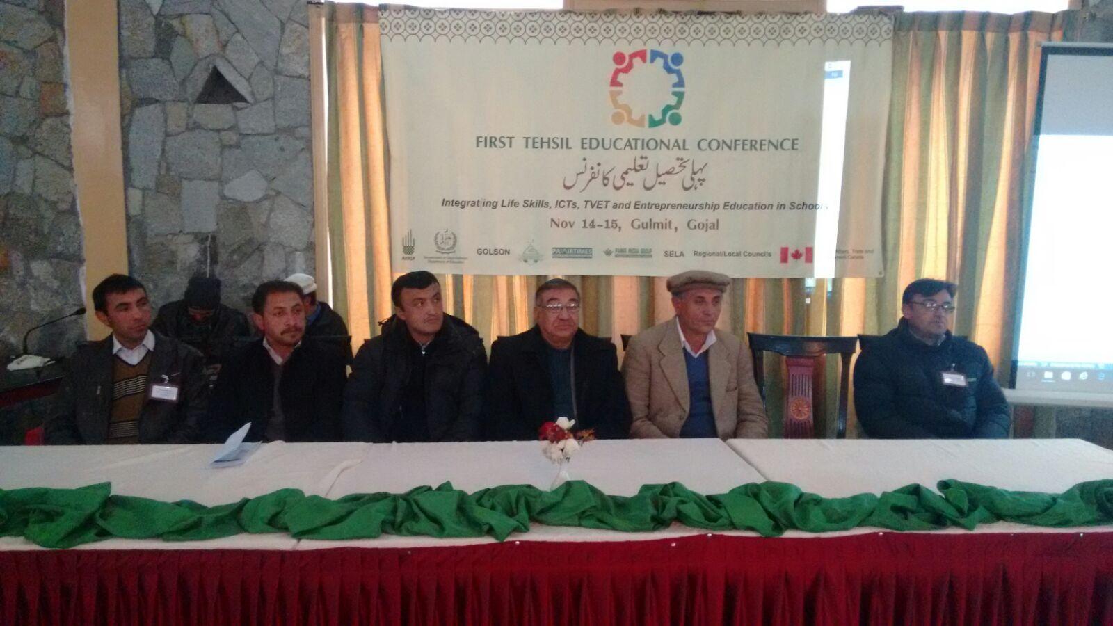 Sedon Day session panelists